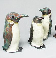 Hey Look, Penguins! (detail)